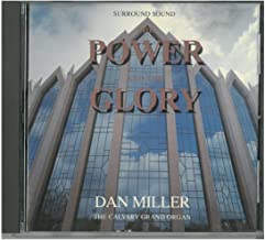 The Power and the Glory: The Calvary Grand Organ DSDS Enterprises 1994