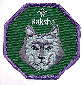 SAHI EMBROIDERED FUN BADGE