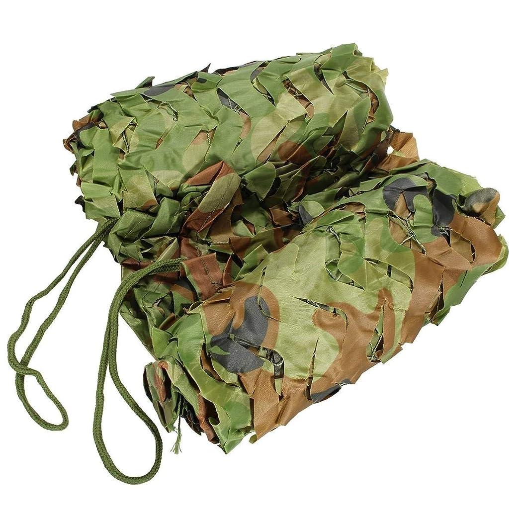 病気の無条件引退する日焼け止めネット、迷彩ネット耐火テントオックスフォード布ブラインドオックスフォードテント、キャンプ陸軍隠し写真狩猟射撃2×3メートル様々なサイズを学ぶのに適した (Size : 10*10M(32.8*32.8ft))