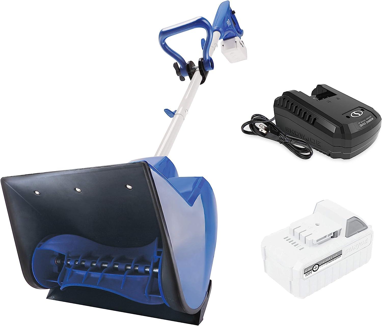 Snow Joe 24V-SS11-XR 24-Volt iON+ Cordless Snow Shovel Kit   11-Inch  ...