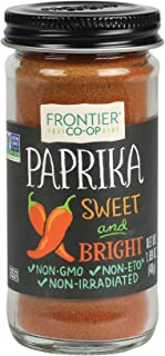 Frontier Culinary Spices Ground Paprika, 1.69-Ounce Bottle