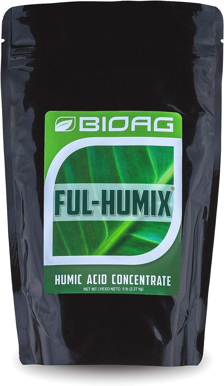 ランキング総合1位 BioAg Ful-Humix Organic Humic Acid Dry Increases Soil 予約販売品 Amendment