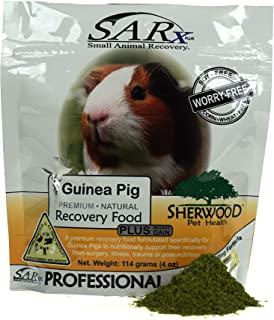Sherwood Pet Health Recovery Food for Guinea Pigs, SARx Plus Soy-Free (Compare to 'Critical Care')