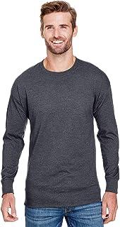 Champion Mens Long-Sleeve Ringspun T-Shirt (CP15)