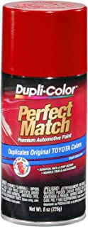 Best toyota barcelona red spray paint Reviews