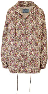 PRADA Luxury Fashion Womens P656MS2011VZDF0010 Yellow Outerwear Jacket |