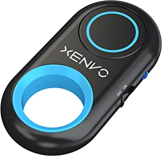 Xenvo Shutterbug – Bluetooth Remote Control Camera Shutter and Wireless Selfie..