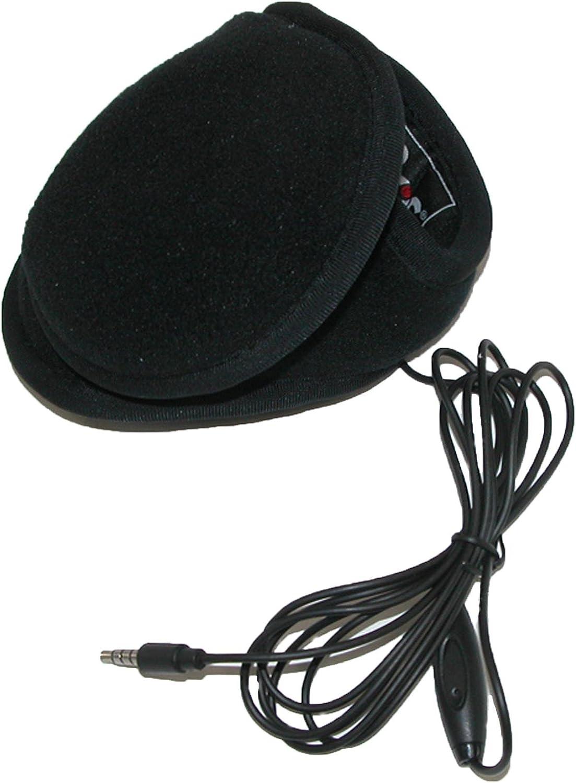 180s Men's Tec Fleece HP Behind-the-Head Ear Warmer Head Phone