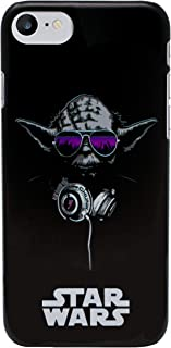 iPhone 5c Star Wars Hard Back Phone Case/Cover for Apple iPhone 5C / Screen Protector & Cloth/iCHOOSE / Yoda Headphones