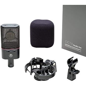 Austrian Audio OC18 Studio Set Cardioid Condenser Microphone