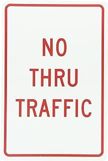 Best no thru traffic sign Reviews
