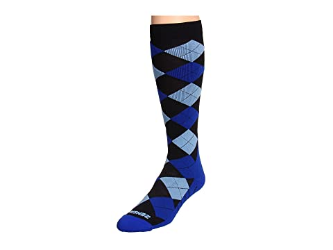 Argyle Compression Socks by Zensah