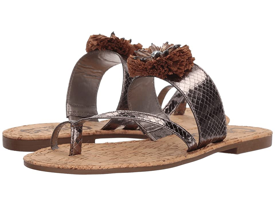 Circus by Sam Edelman Barbara (Pewter Baby Boa Snake) Women