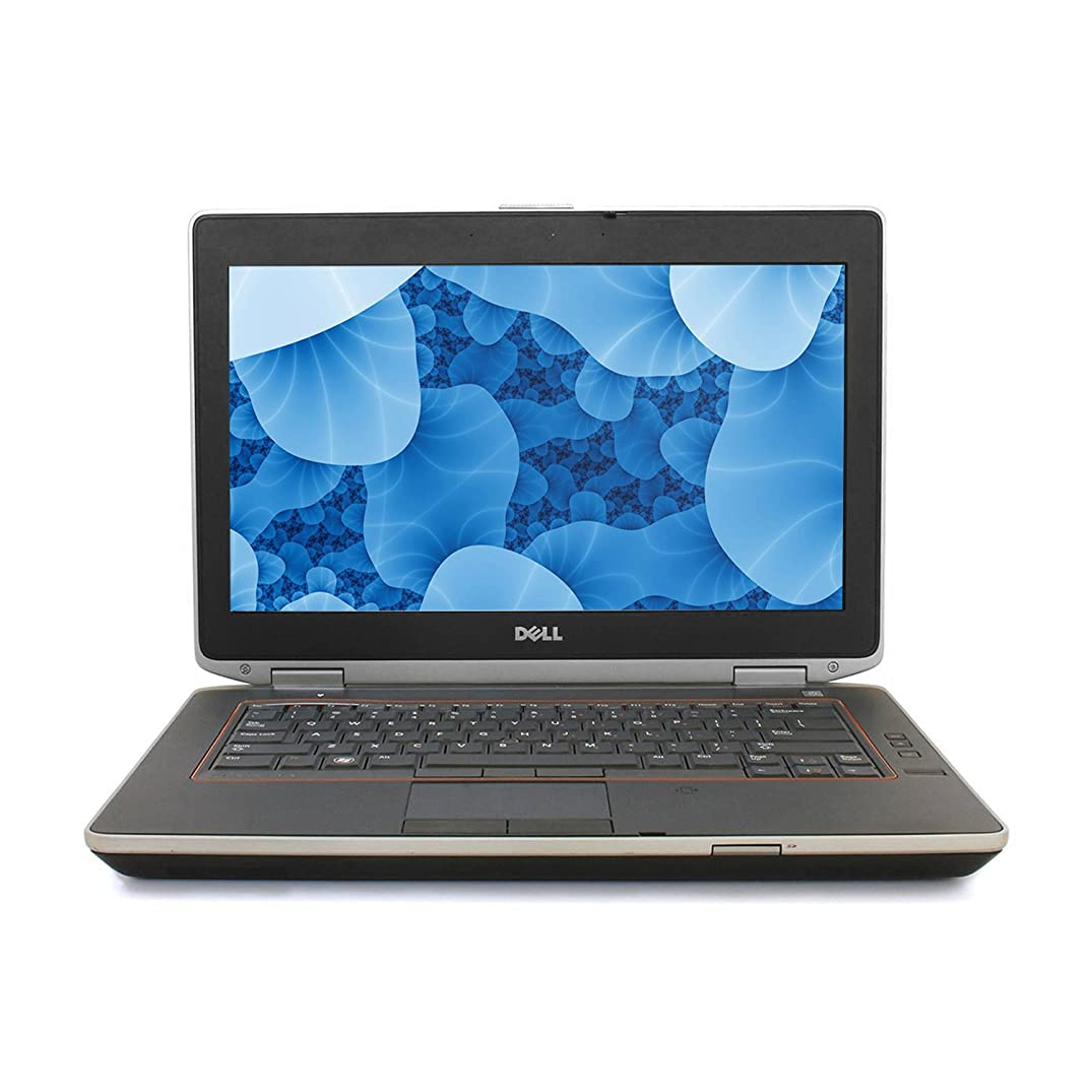 Dell Laptop 14 Inch E6420 Intel Core i7-2620M 2.70GHz 8G DDR3 Ram 128GB SSD DVD Windows 10 Professional (Renewed)