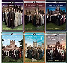 Masterpiece Classic: Downton Abbey Seasons 1-6 Complete Series Collection (Original U.K. Edition)