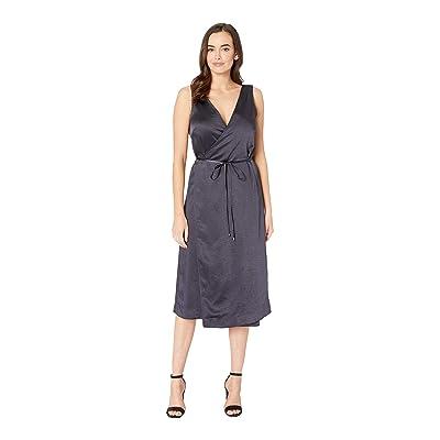 Lilla P Wrap Dress (Navy) Women