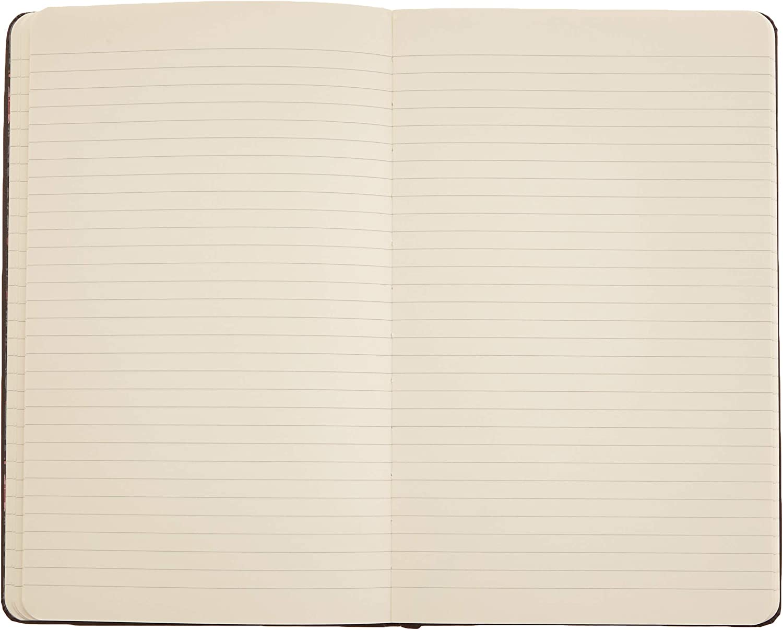 Gro/ße Gr/ö/ße 13 x 21 cm Hard Cover 240 Seiten Leeres Papier Notebook Moleskine Studio Kollektion Notizbuch Moleskine K/ünstler Dinara Mirtalipova