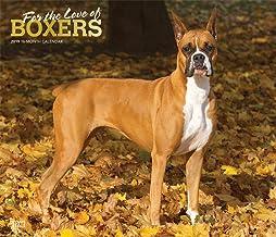 Boxers – For the love of Boxer 2019 - 18-Monatskalender mit freier DogDays-App (Deluxe-Kalender)
