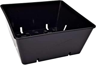 5 x 5 Seed Tray Inserts Extra Strength, 80 Pack Black, Grow Microgreens, Wheatgrass Seeds, Hydroponic 801 Trays