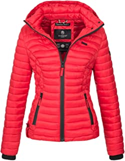 a basso prezzo a0dee dc5c0 Marikoo B600 Women's Transitional Quilted Jacket with Hood