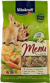 comprar comparacion Vitakraft 1571260031 - Menu Aroma para Conejos Enanos 3 kg