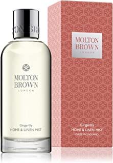 Gingerlily Home & Linen Mist by Molton Brown for Men - Perfume Mist, 100 ml