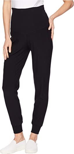 Maternity Super Soft Bamboo Over-Belly Jogger