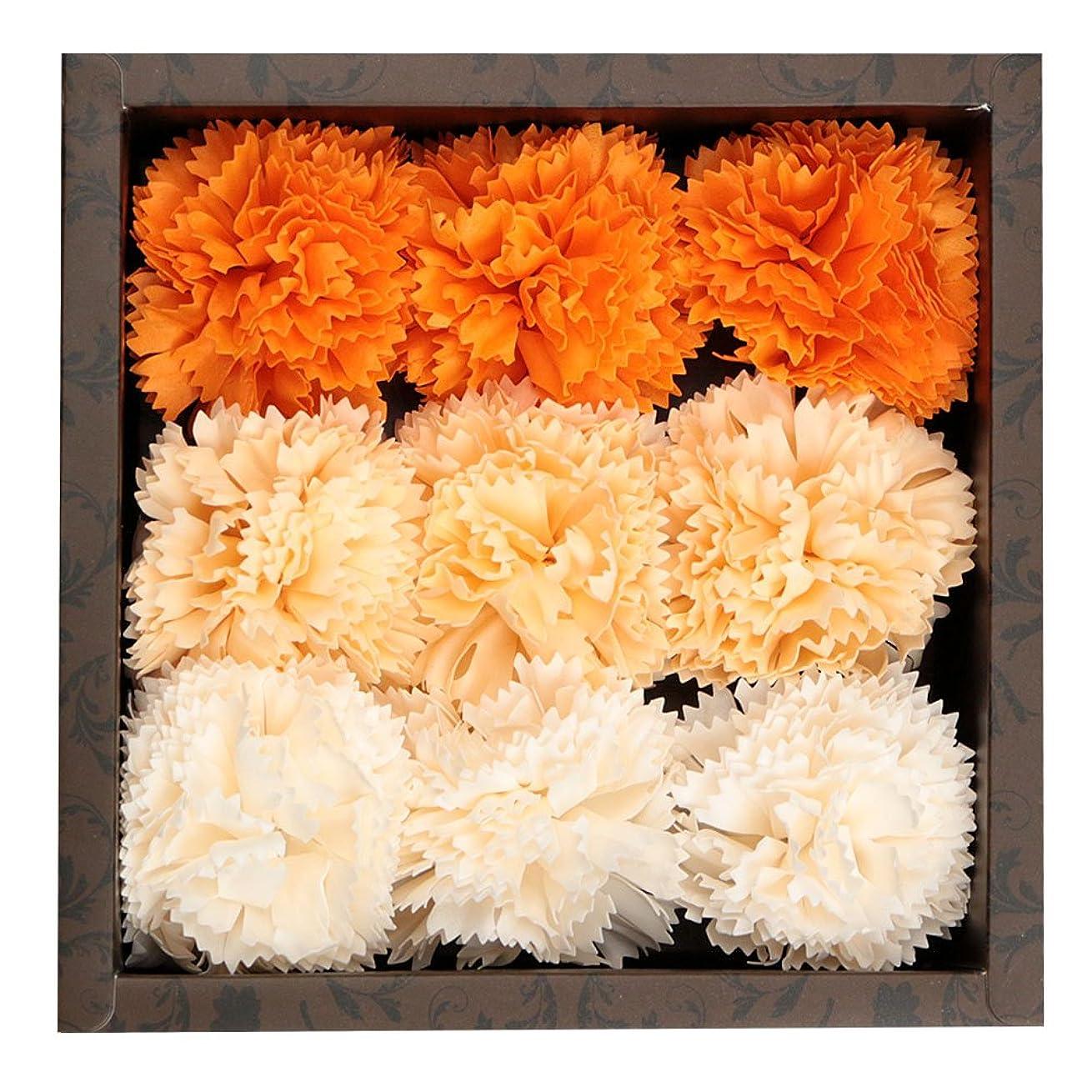 協力確保する鉄道駅(キステ)Kisste 入浴剤 フラワーフレグランス*Carnation*~石鹸の香り~ 5-3-01955
