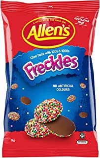 Allen's Freckles Chocolate, 1000 g