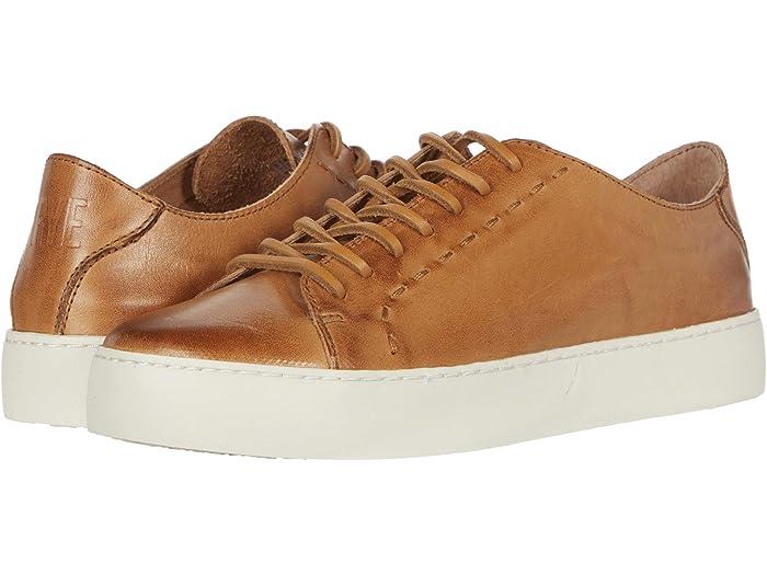 Frye Womens Lena Low Lace Sneaker