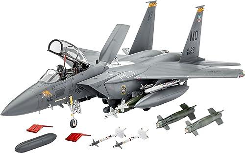tiempo libre Revell Revell Revell - Maqueta F-15E Strike Eagle and Bombs, Escala 1 48 (04891)  descuento de ventas en línea