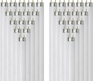 Sunlite F32T8/SP841 32-Watt T8 Linear Fluorescent Light Bulb Medium Bi Pin Base, 4100K, 30-Pack