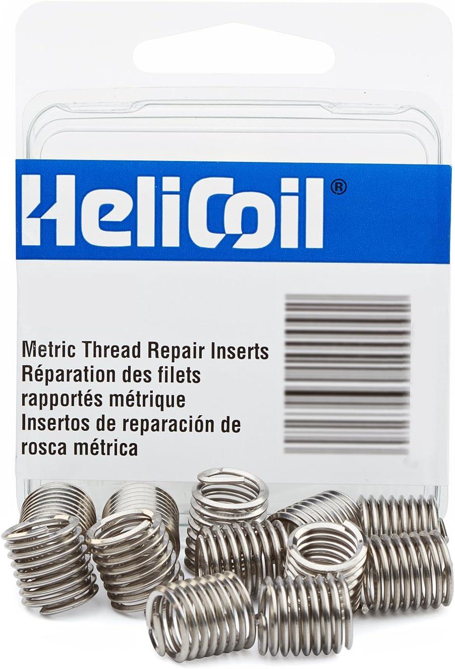 Heli-Coil R108410 M10X1.5 Pk Inserts Max 84% OFF 12 Tulsa Mall