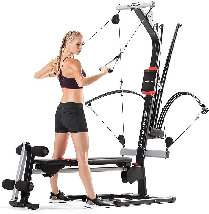 Home gym bowflex serie PR1000