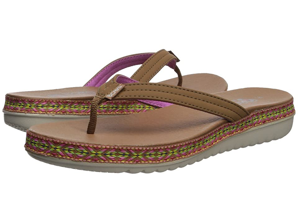 BOBS from SKECHERS Sunkiss Picnic Party (Brown) Women