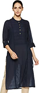Indigo Women's Straight Kurta
