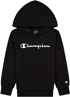 Champion Legacy Classic Logo Sudadera con Capucha para Niñas