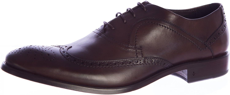 Leather Richards Wingtip Oxfords