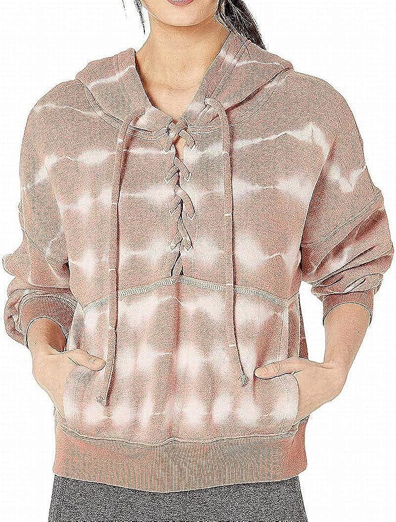 Free People Women's FP Movement Tie Dye Believer Sweatshirt