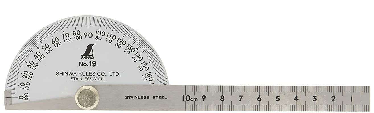 野ウサギオーチャード水素シンワ測定 シルバープロトラクター No.19 62480