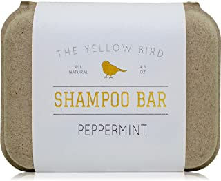 Sponsored Ad - Peppermint Shampoo Bar Soap. Sulfate Free. Natural and Organic Ingredients. Anti Dandruff, Itchy Scalp, Pso...