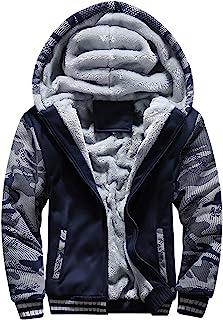 پیراهن کش ورزش مردانه MACHLAB کت ژاکت پشمی کامل پشمی گرم ضخیم گرم