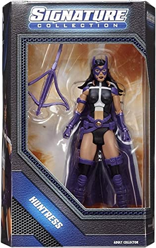 DC Universe Signature Collection  Huntress