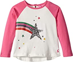 Sequin Jersey Top (Toddler/Little Kids)