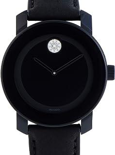 ساعة موفادو بولد مينا سوداء للسيدات 3600483