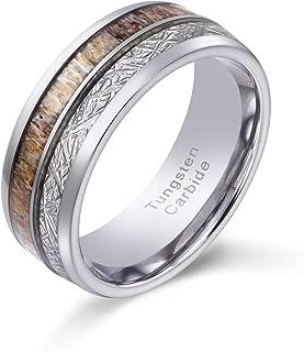 antler bone ring