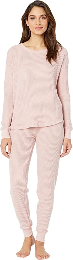 Starlet Ski Jammies PJ Set