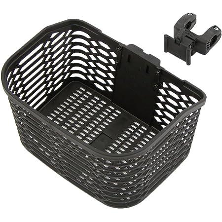 オージーケー技研 まえ用バスケット FB-005AX (ATBバスケット) ブラック 自転車用