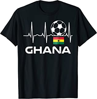 Ghana Soccer Jersey Shirt Men Women Kid - Best Football Tee