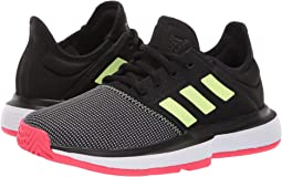 Adidas kids barricade 2016 xj tennis little kid big kid  813e5077247